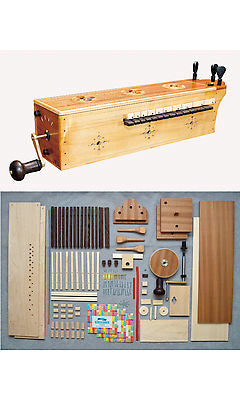 EMS 3 String Student Chromatic Symphony Kit - for home assembly