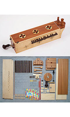 EMS 3 String Student Diatonic Symphony Kit - for home assembly