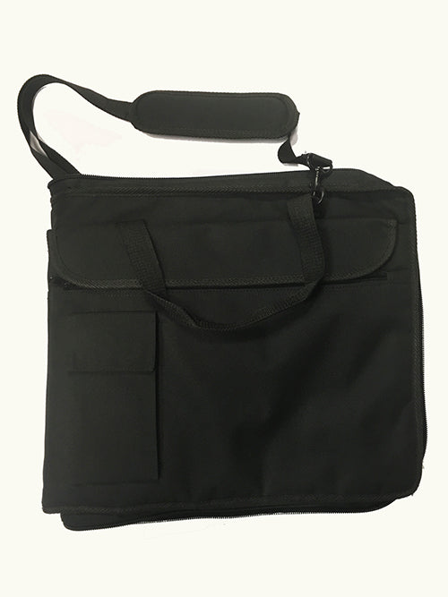 EMS UR10 'Un-Roll' Padded 10-Slot Recorder Carrying Bag