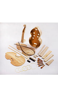 EMS Tenor Viol Kit - for home assembly