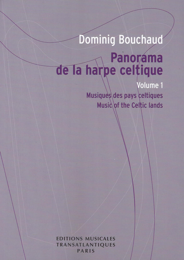 Bouchaud: Panorama de la Harpe Celtique, Vol. 1