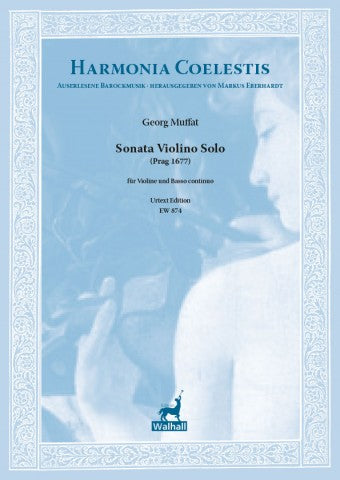 Muffat: Sonata for Violin and Basso Continuo