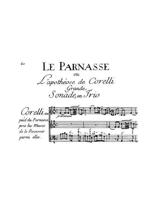 Couperin: Apotheose de Corelli & Apotheose de Lully