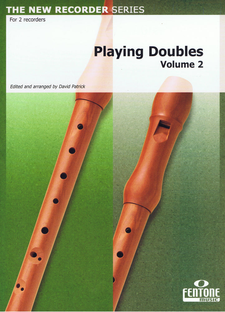 Patrick (ed.): Playing Doubles, Vol. 2