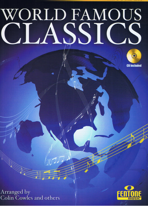 Various: World Famous Classics for Descant Recorder