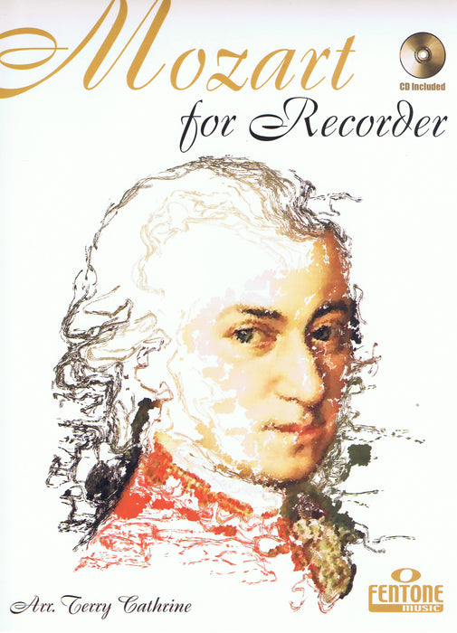 Cathrine (ed.): Mozart for Recorder