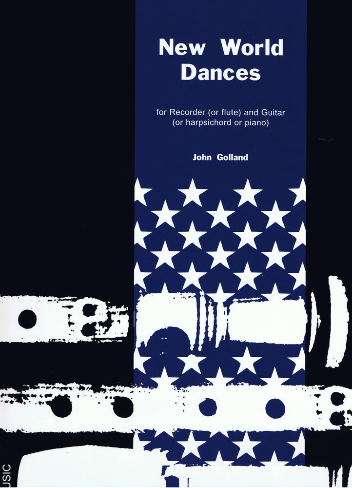 Golland: New World Dances for Recorder and Guitar