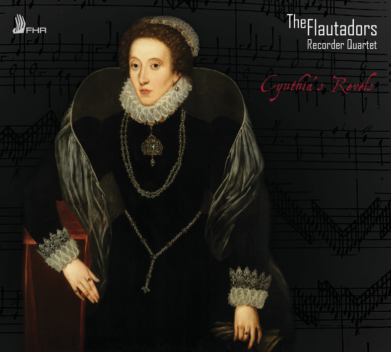 The Flautadors: Cynthia's Revels CD