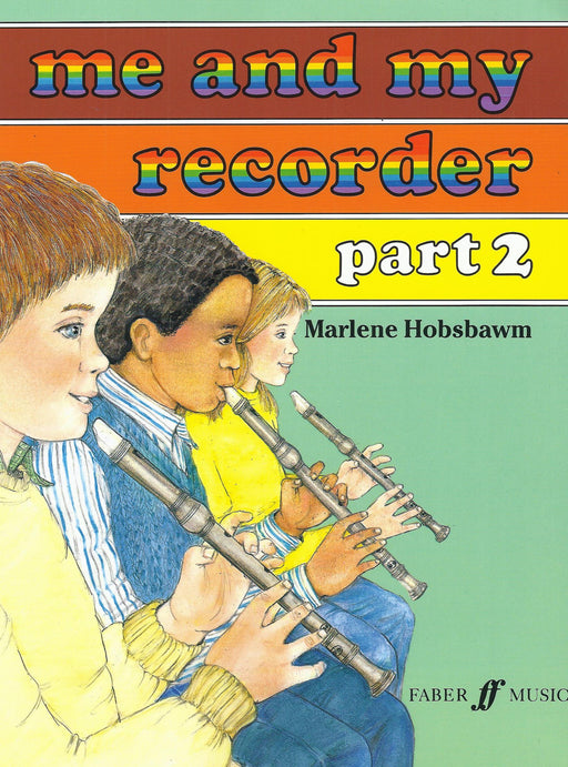 Hobsbawm: Me and My Recorder, Part 2