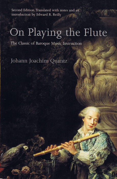 Quantz: On Playing the Flute