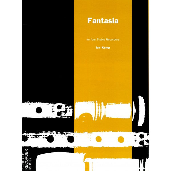 Kemp: Fantasia for Four Treble Recorders