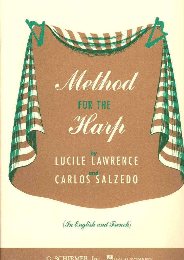 Lawrence & Salzedo: Method for the Harp