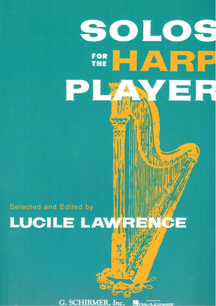 Lawrence (ed.): Solos for the Harp Player