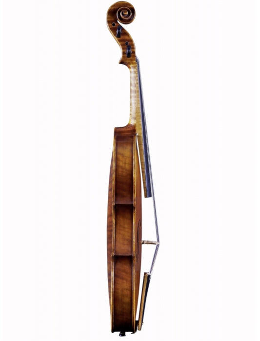 "Lu Mi Baroque Violin after Guarnerius ""del Gesù"" 1742 Including Case"
