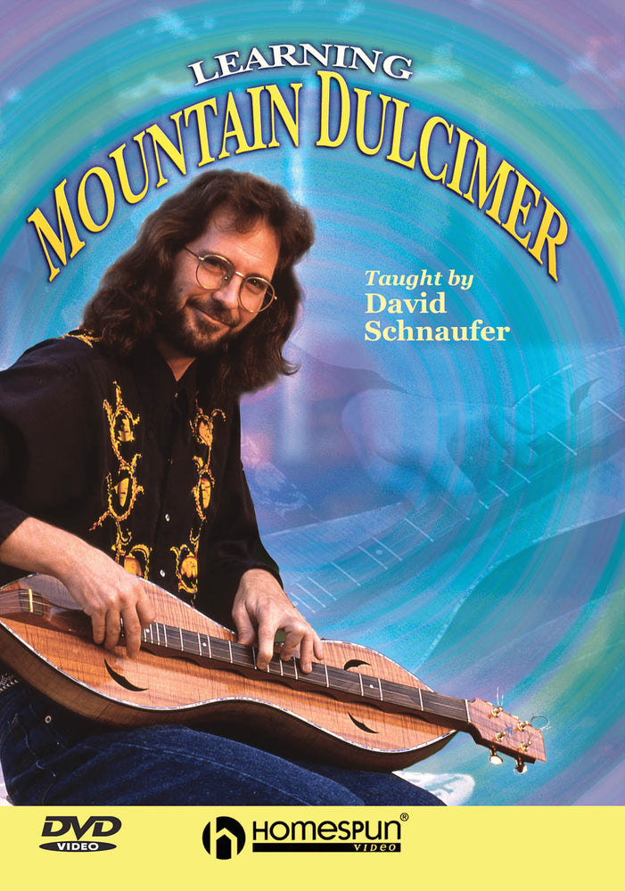 Schnaufer: Learning Mountain Dulcimer DVD