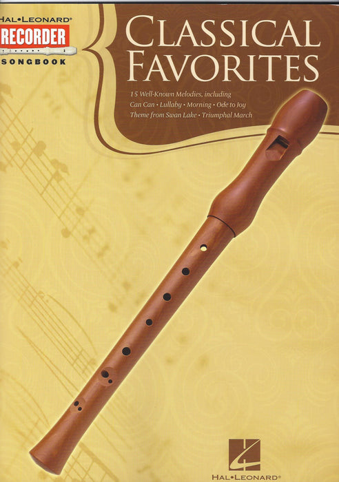 Various: Classical Favourites for Recorder