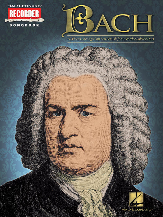 Sevush (arr.): Bach for Recorder