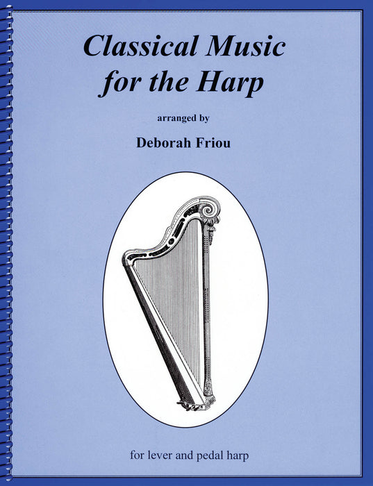 Friou (ed.): Classical Music for the Harp