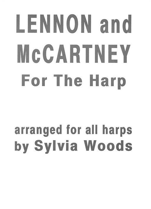 Woods (ed.): Lennon and McCartney for the Harp