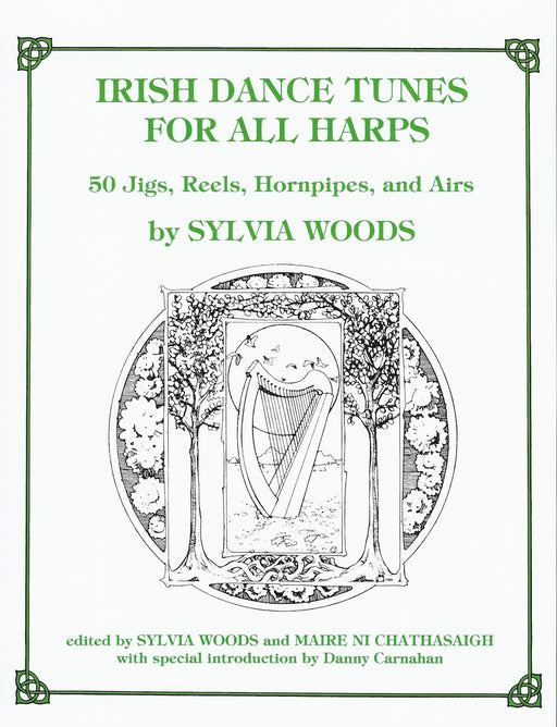 Woods (ed.): Irish Dance Tunes for All Harps