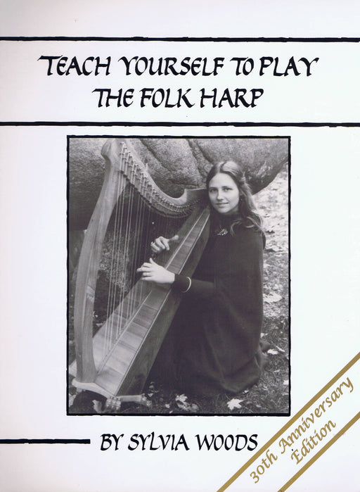 Woods: Teach Yourself to Play the Folk Harp