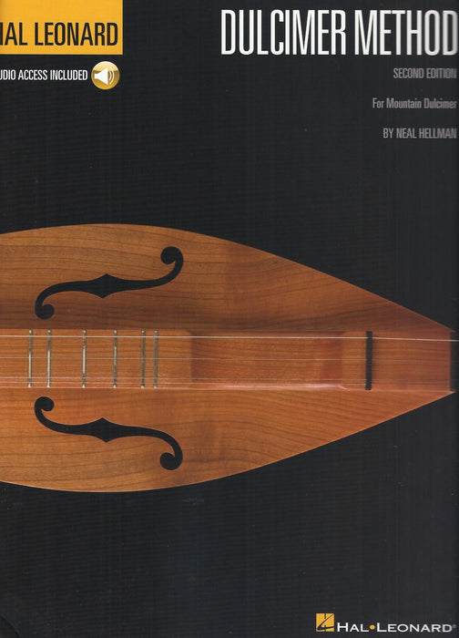 Hellman: Dulcimer Method for Mountain Dulcimer