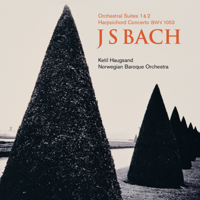 J.S. Bach: Orchestral Suites and Harpsichord Concerto CD