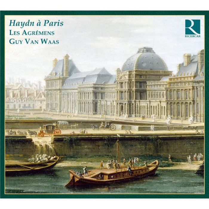 Les Agremens: Haydn a Paris CD