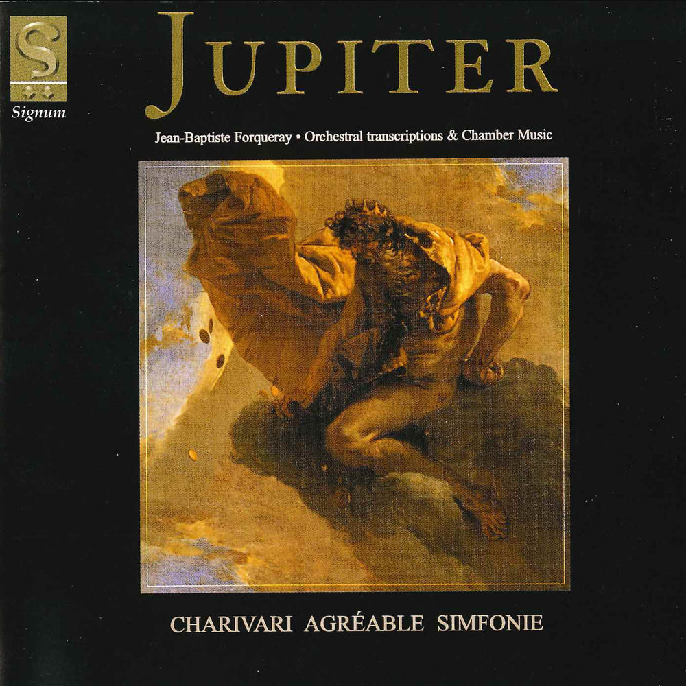 Charivari Agreable Simfonie: Jupiter CD