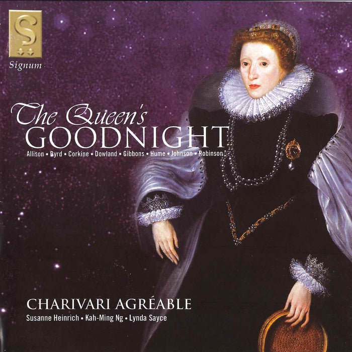 Charivari Agreable: The Queen's Goodnight CD