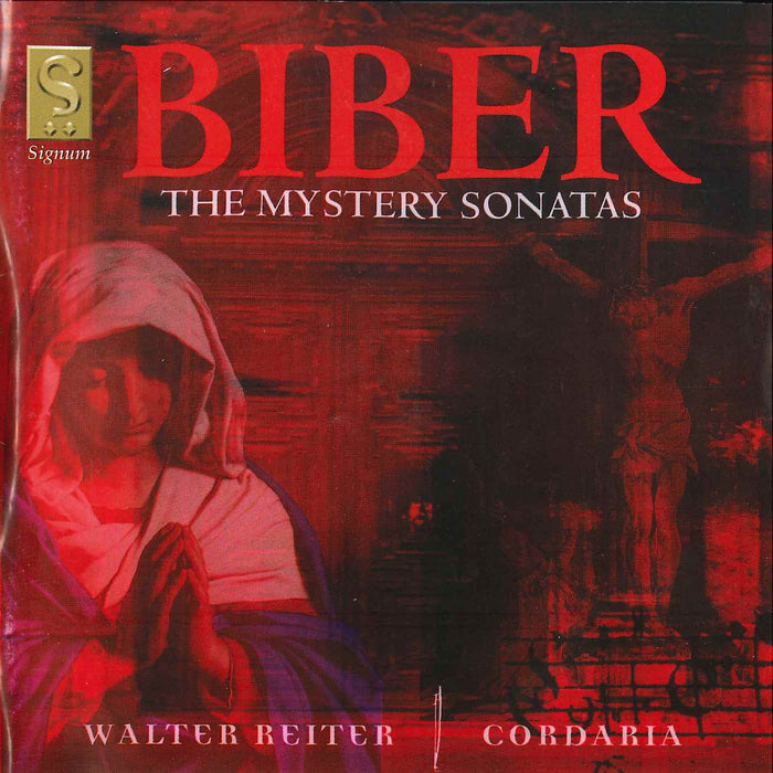Biber: The Mystery Sonatas CD