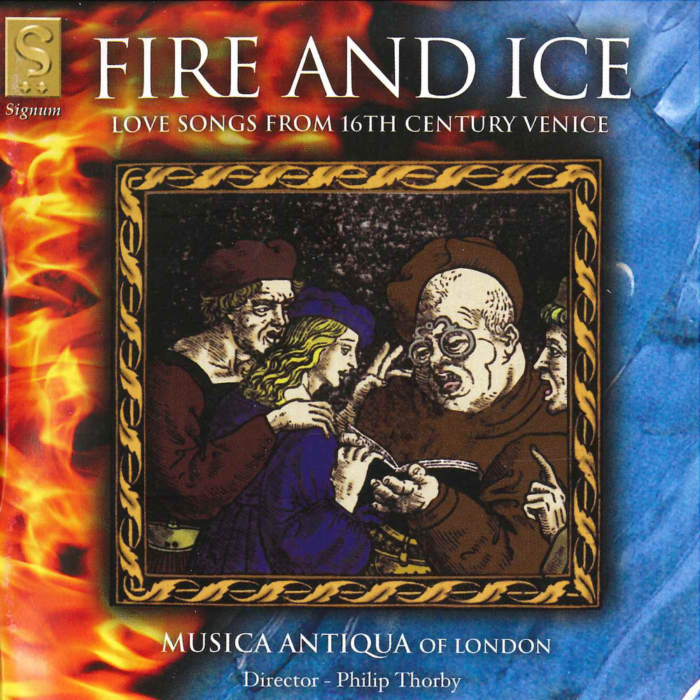 Musica Antiqua of London: Fire and Ice CD