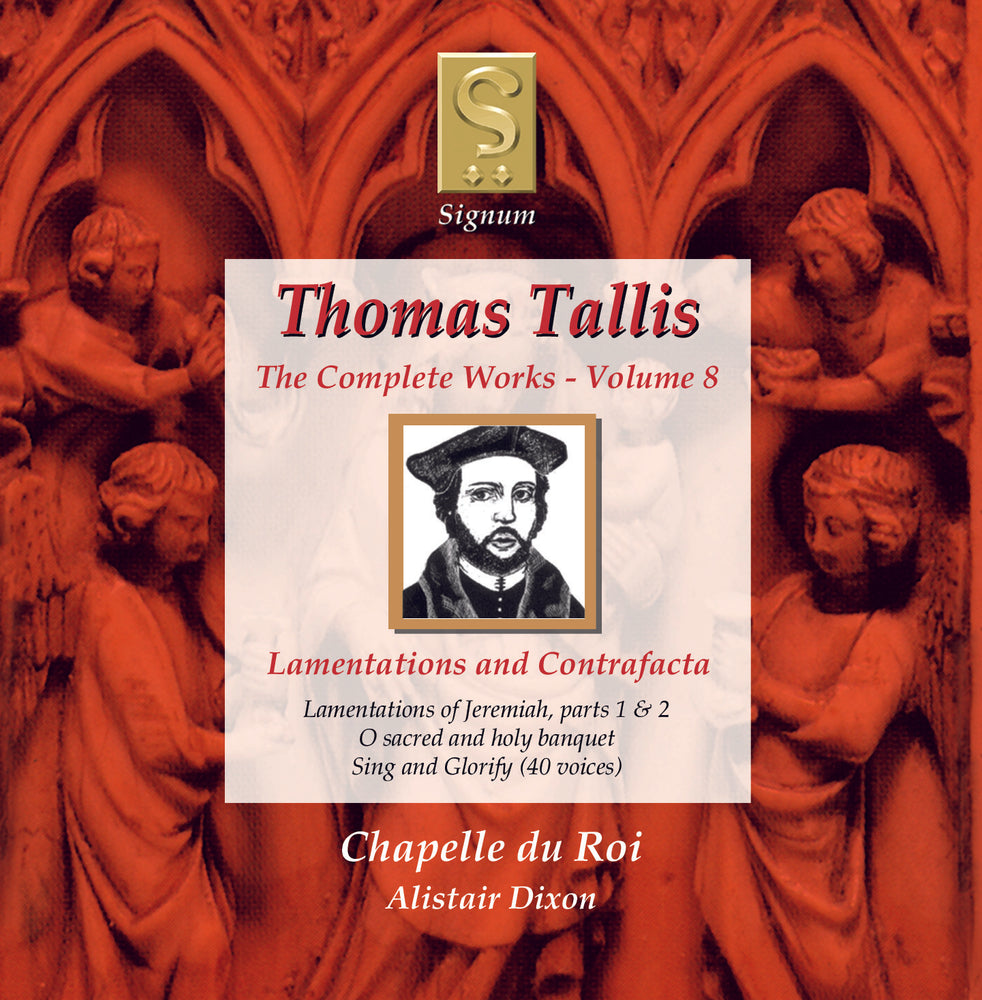 Thomas Tallis: The Complete Works – Volume 8 CD