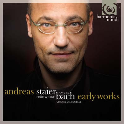 Andreas Staier: Bach Early Works CD