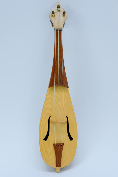 EMS Soprano Rebec with Semi Rigid Padded Case