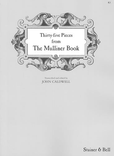 Various: 35 Pieces from The Mulliner Book