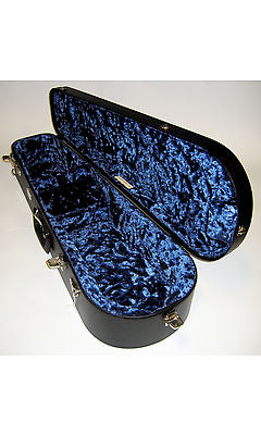 Medieval Fiddle Case by Kingham -suitable for Morillo 4/5 String Medieval Fiddle