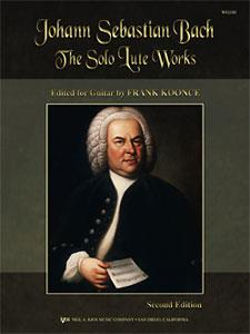 Bach: The Solo Lute Works edited for Guitar by Frank Koonce