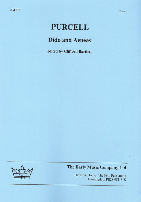 Purcell: Dido & Aeneas - Bass
