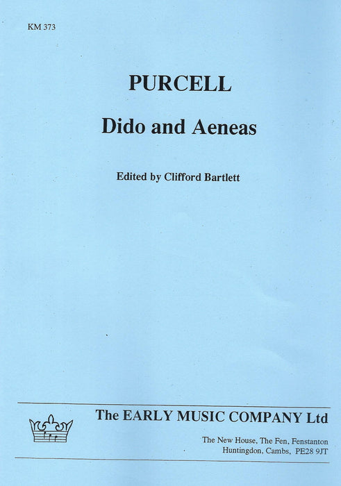 Purcell: Dido & Aeneas - Score