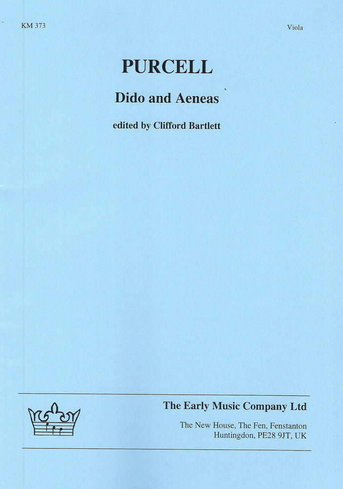 Purcell: Dido & Aeneas - Viola
