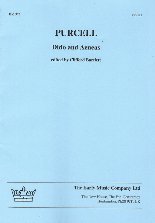 Purcell: Dido & Aeneas - Violin 1