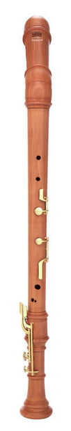 Kung Superio Bass Recorder in Pearwood