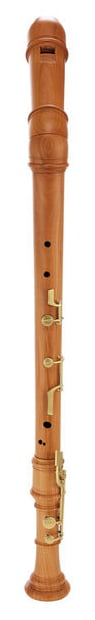Kung Superio Bass Recorder in Cherrywood