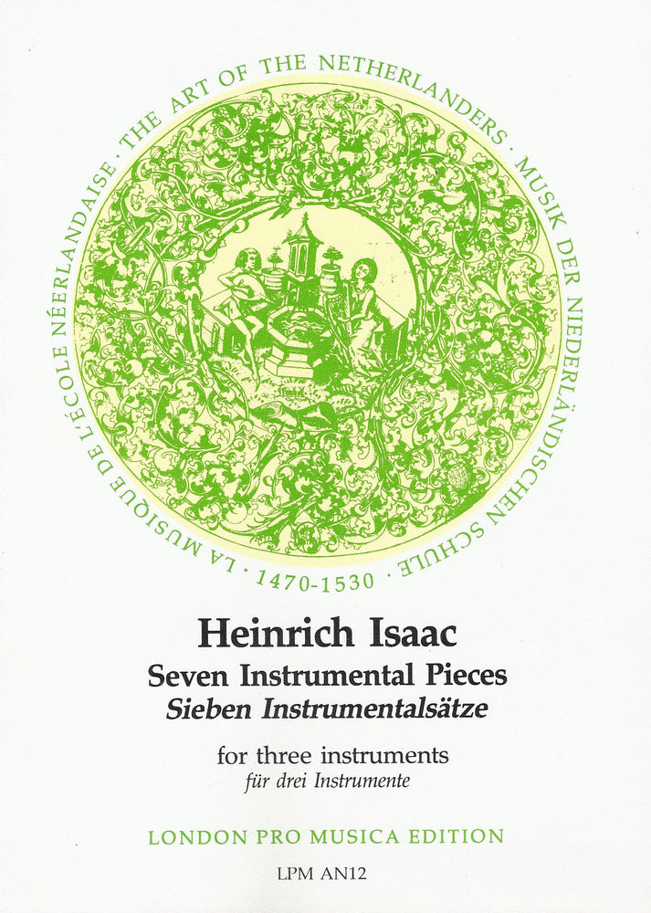 Isaac: 7 Instrumental Pieces for 3 Instruments