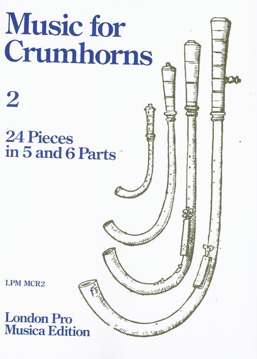 Various: Music for Crumhorns, Vol. 2
