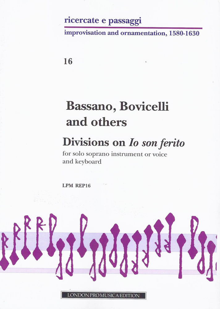"Various: Divisions on ""Io son ferito"""