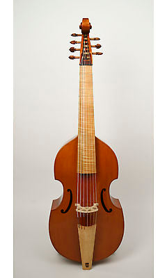 Lu-Mi Standard 7-String Viol after Bertrand