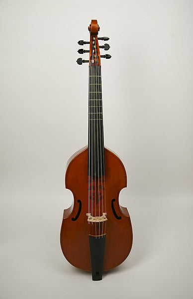 Lu-Mi 6-String Division Bass Viol after Barak Norman