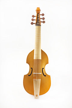 Lu-Mi Standard Treble Viol after Jaye
